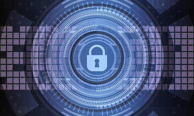 VPN turvallisuus kuvattuna lukolla